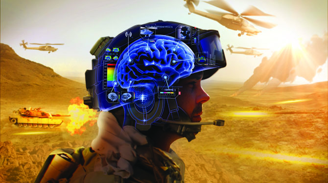 Eat Your Carrots: How DARPA and the U.S. Military are Prevailing on Behalf of Soldiers' Mental Health Care